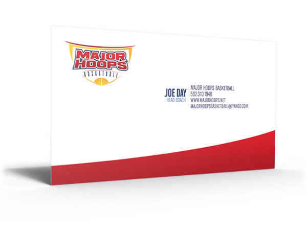 Here is the business card for MHB