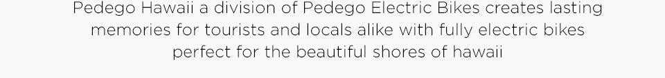 pedego-bikes-history
